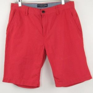 Polo Red/Blue Men's Shorts 32
